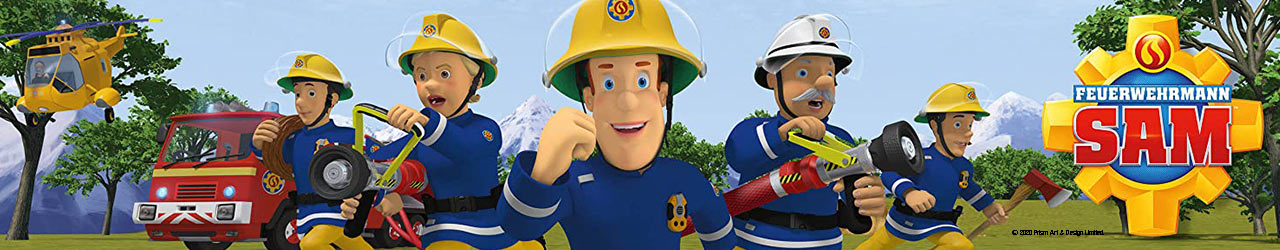 Feuerwehrmann Sam Fanshop