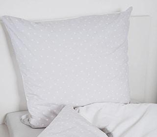Zur Bettwäsche