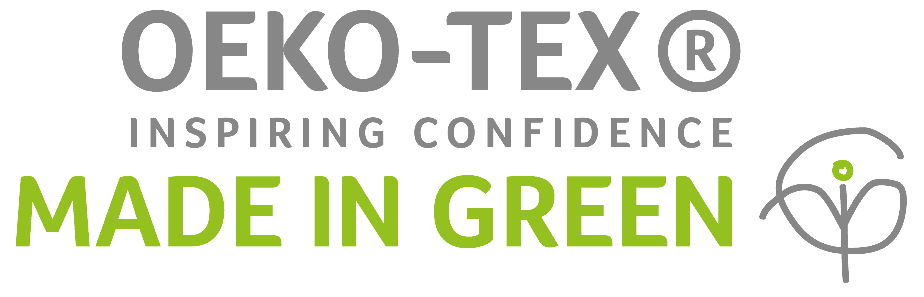MADE IN GREEN by OEKO TEX (R)