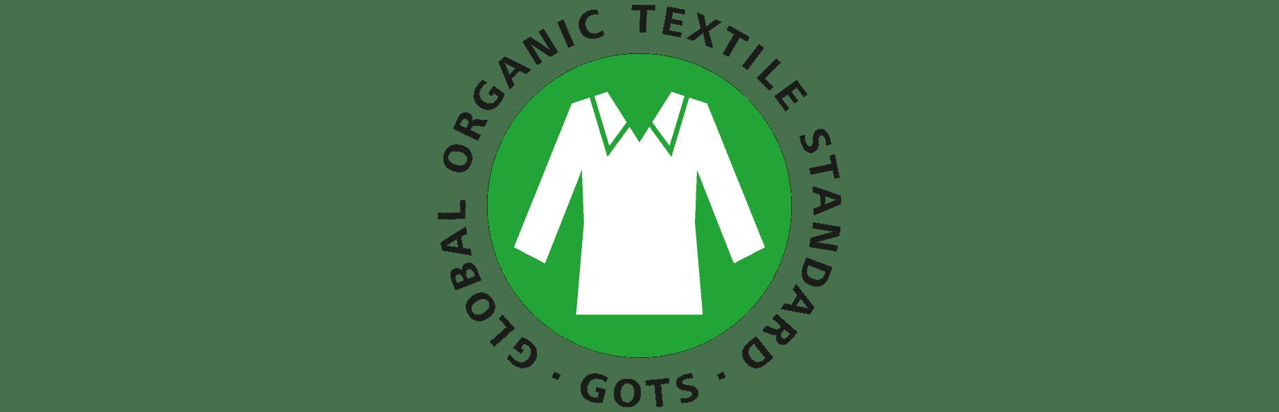 Logo Bio-Baumwolle GOTS