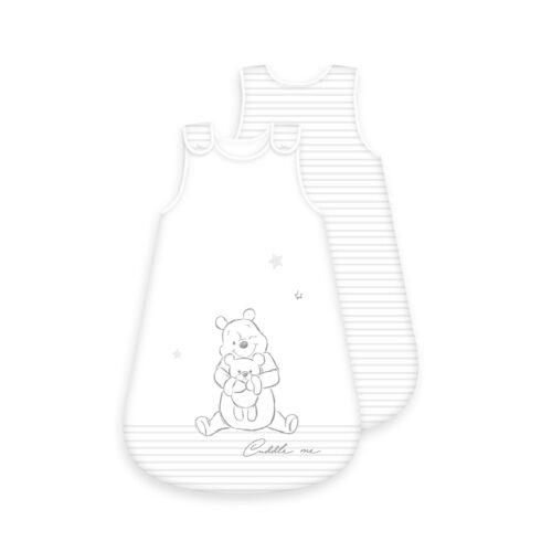 Produktbild Baby Schlafsack Disney Winnie Pooh weiß Vorderseite Rückseite