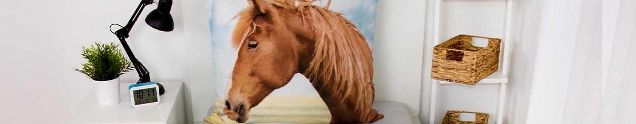 Pferdebettwäsche als Geschenk für Pferdemädchen