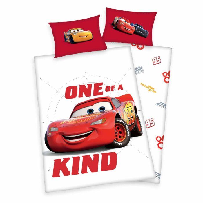 Produktbild Disney Bettwäsche Cars ganze Bettwäsche