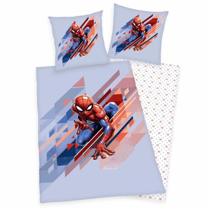 Produktbild Spiderman Bettwäsche blau ganze Bettwäsche