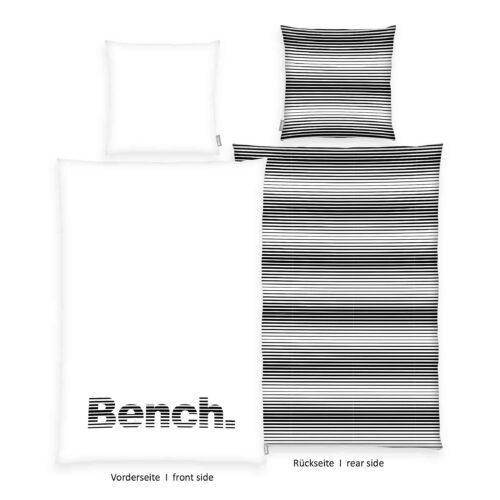 Produktbild Bench Bettwäsche Modern Opposite Gestreift 135x200 ganze Bettwäsche