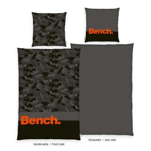 Produktbild Bench Bettwäsche Nature Inspired Camouflage 135x200 ganze Bettwäsche