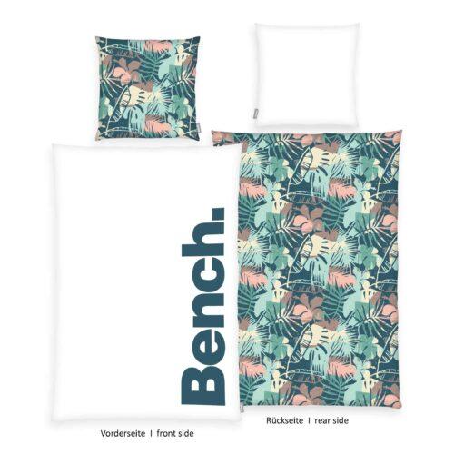 Produktbild Bench Bettwäsche Nature Inspired Hawaii 135x200 ganze Bettwäsche