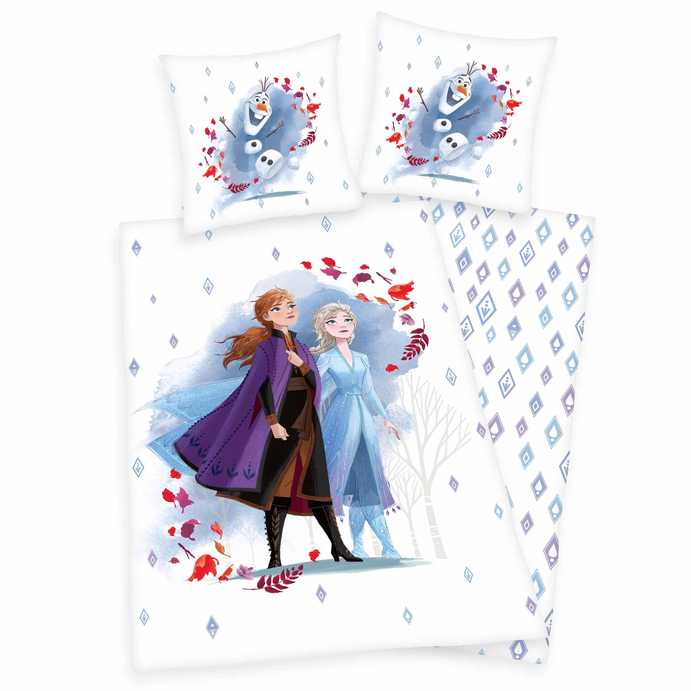 Produktbild Disney Bettwäsche Die Eiskönigin 2 ganze Bettwäsche